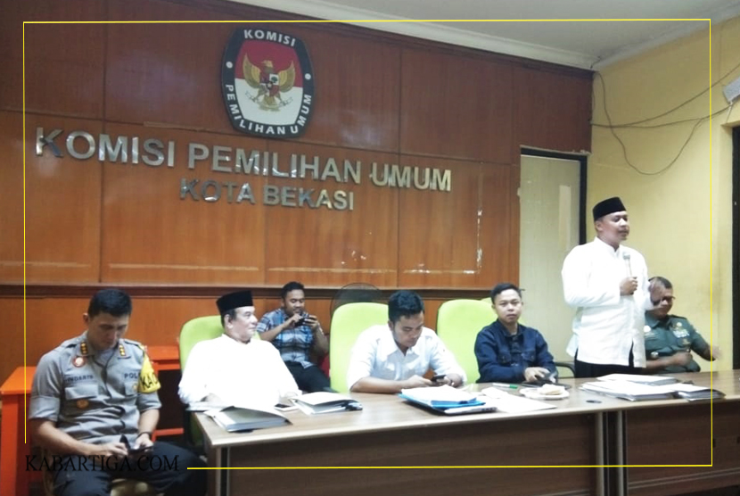Hasil Pemilu di Kota Bekasi, Prabowo-Sandi Ungguli Jokowi-Maruf Amin