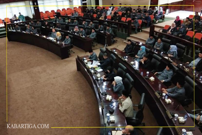 Fraksi Golkar Meradang, PKS dan PDIP Dominasi AKD DPRD Kota Bekasi