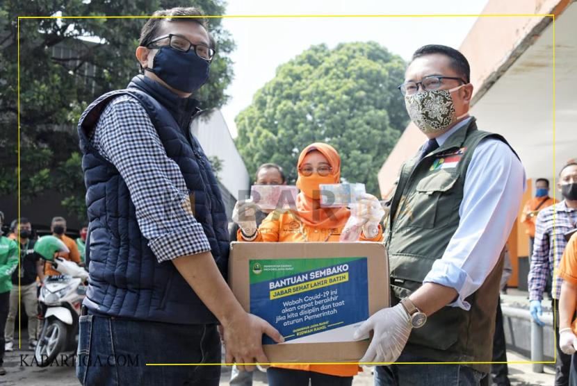 Kang Emil Minta Bupati dan Wali Kota se-Jabar Rapihkan Data Penerima Bansos