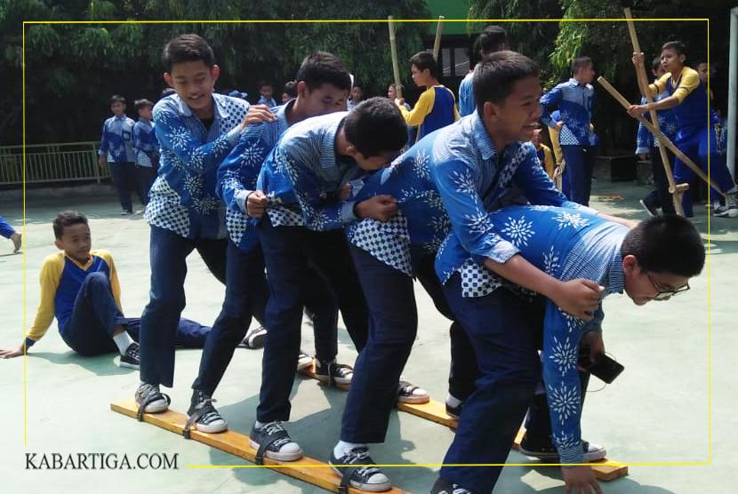 SMPN 1 Kota Bekasi Deklarasikan Sekolah Ramah Anak