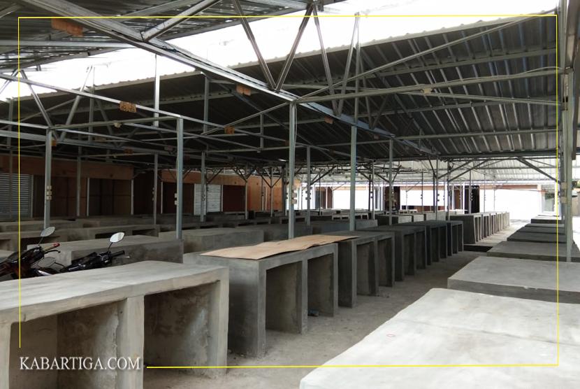 PT MSA Bangun TPS Untuk Relokasi Pedagang Pasar Jatiasih