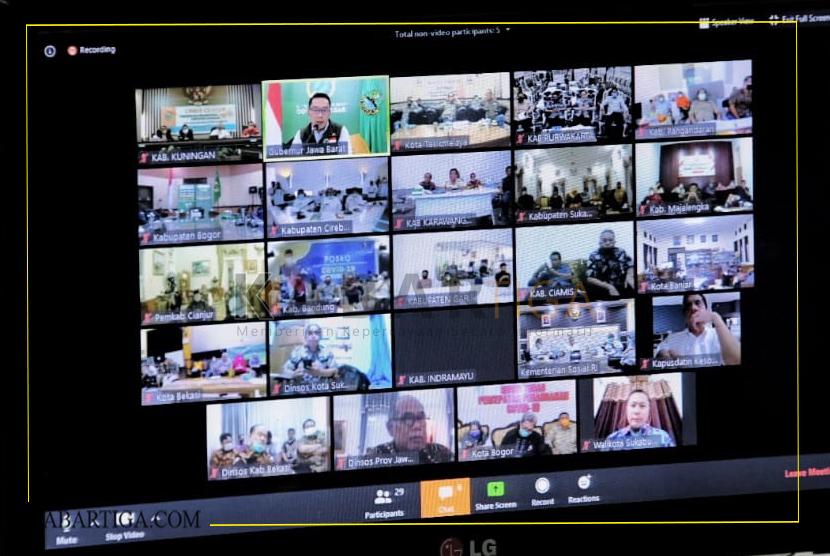 1 Juta KK di Jabar Siap Terima Bansos Tunai Kemensos RI