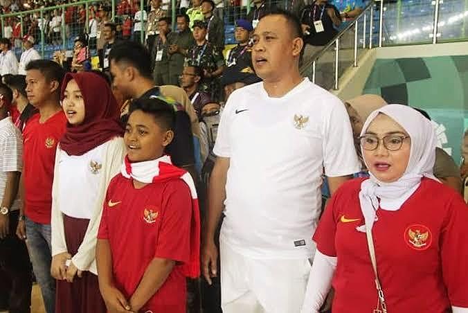 Resmi Menjadi Tuan Rumah Piala Dunia, Ini Tanggapan Wakil Wali Kota Bekasi