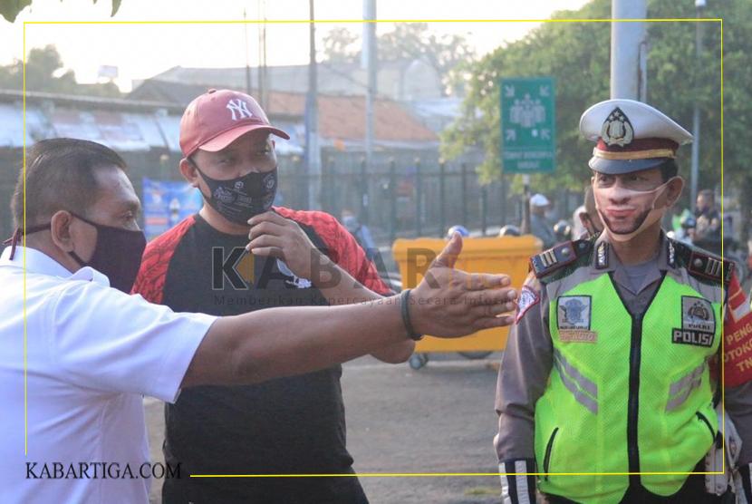 Tindak Lanjuti Laporan Warga, Wakil Wali Kota Bekasi Sidak Stasiun Bekasi
