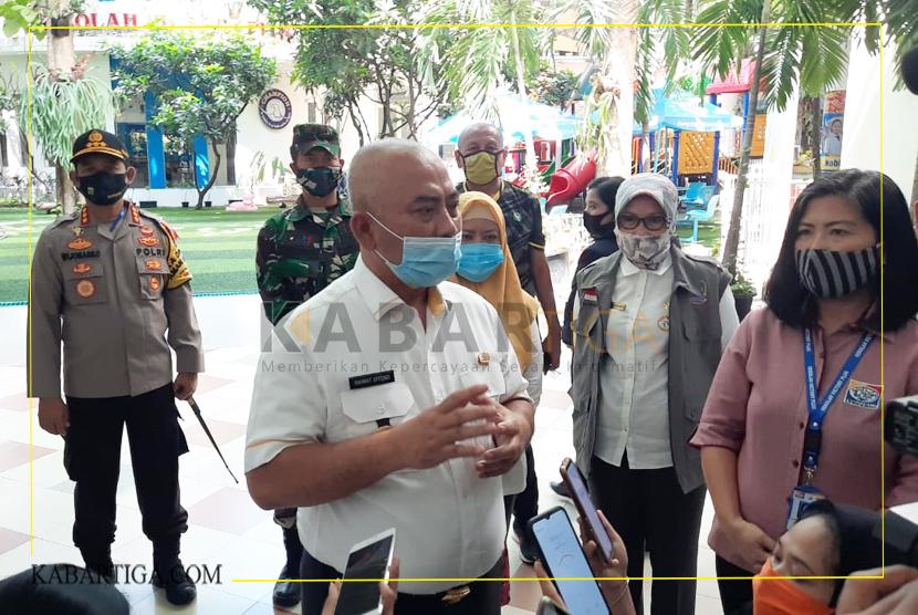 Acungkan Jempol Sekolah Victory, Wali Kota Bekasi: Ini Bisa Jadi Role Model