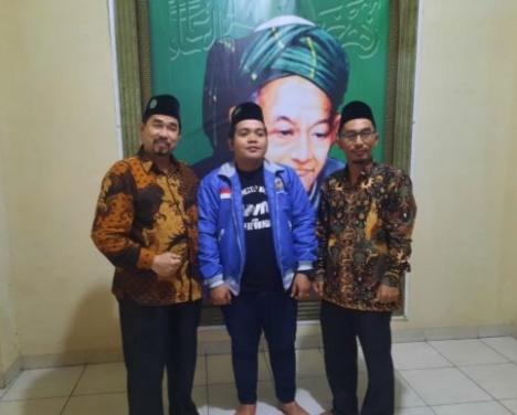 2 Tokoh NU Kota Bekasi Restui Agung Leksmana Pimpin DPD KNPI Kota Bekasi 2020-2023