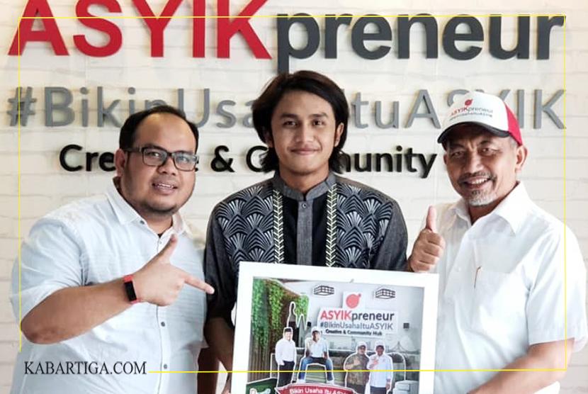 Pemuda Asli Kota Bekasi Ini Diganjar Wirausaha Muda Tingkat Nasional 2018