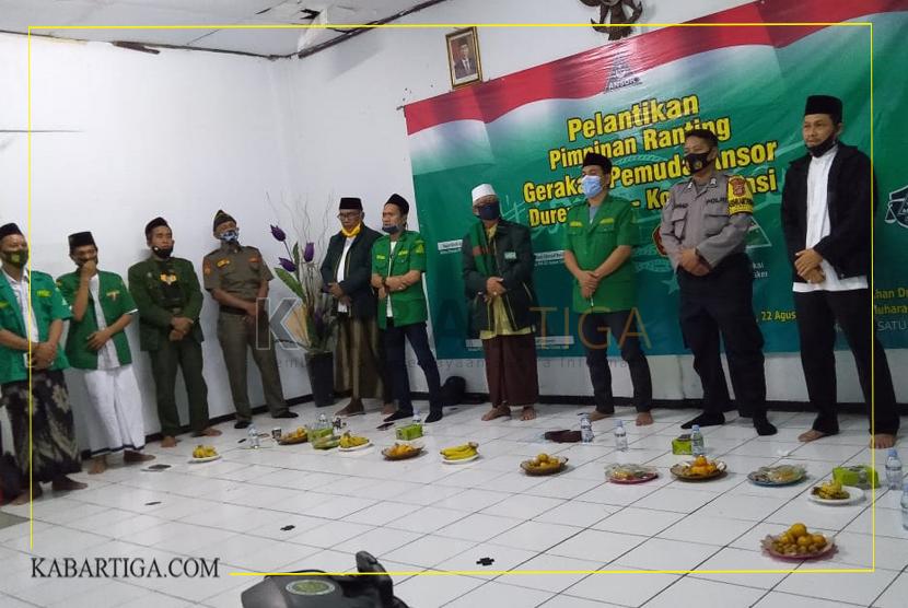 Ketua Anshor Kota Bekasi Ajak Kader Perkuat Ajaran Islam