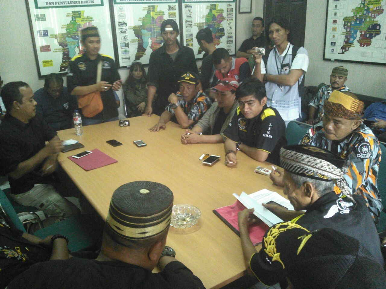 GMBI Desak Kejari Tangkap Ketua Organda Kota Bekasi