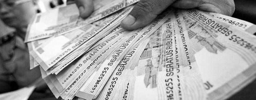 Polisi Tangkap Penyetor Uang Palsu di Bank