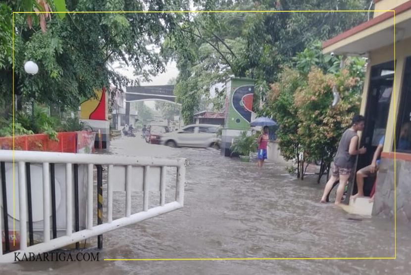 Pemkot Bekasi : Menyelesaikan Banjir Rawalumbu Harus Komprehensif