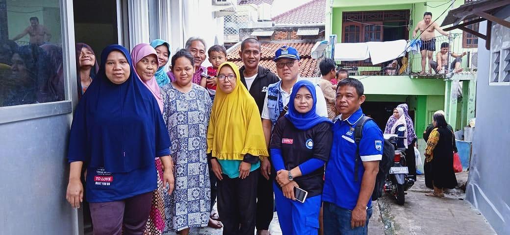 Anak Buah SBY Minta Pemkot Bekasi Segera Perbaiki Tanggul Jebol