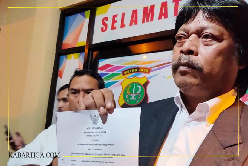 Kepala Bapenda Kota Bekasi Jalani Pemeriksaan Pertama, Kisruh Ormas dan Minimarket