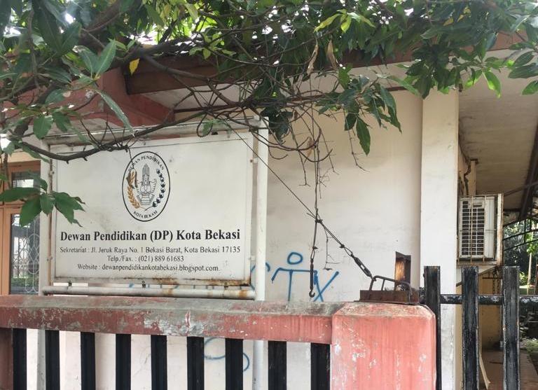 Tokoh Pemuda Kota Bekasi Minta Dewan Pendidikan Dibubarkan?