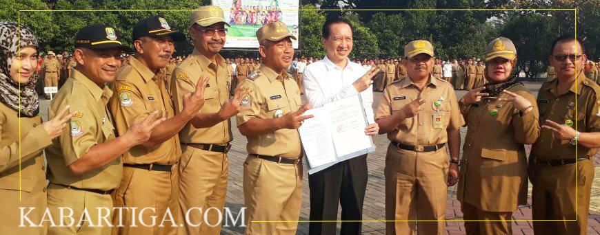 Gangnam District Residence Berikan Kumadahan Hunian Bagi PNS dan Non PNS Kota Bekasi