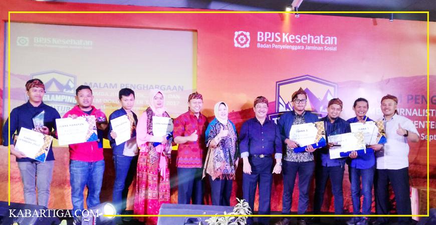 Sorot Manfaat Pelayanan BPJS di Kota Bekasi, Tiga Sahabat Ini Menangi Perlombaan Video Dokumenter