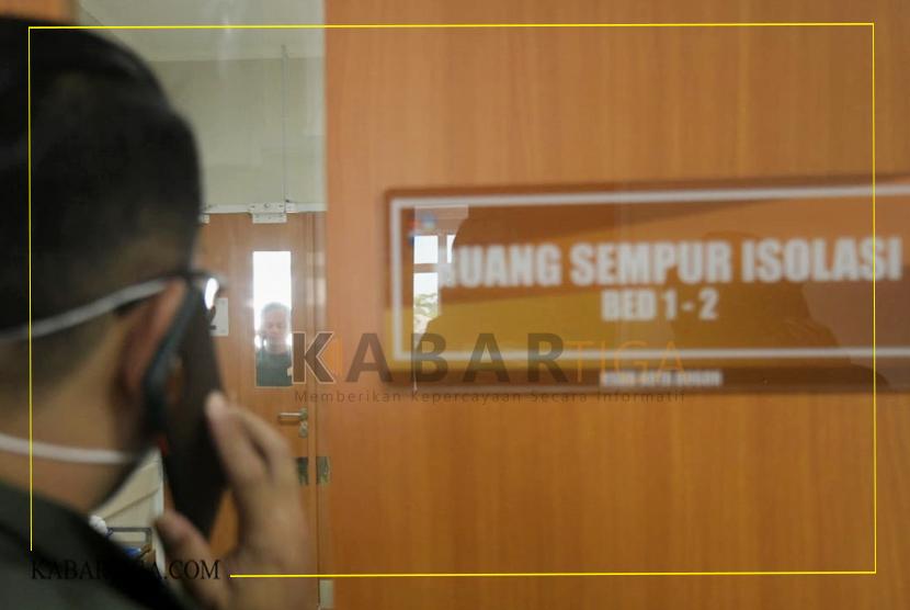 Ini Cara Komunikasi Kang Emil Saat Jenguk Wali Kota Bogor