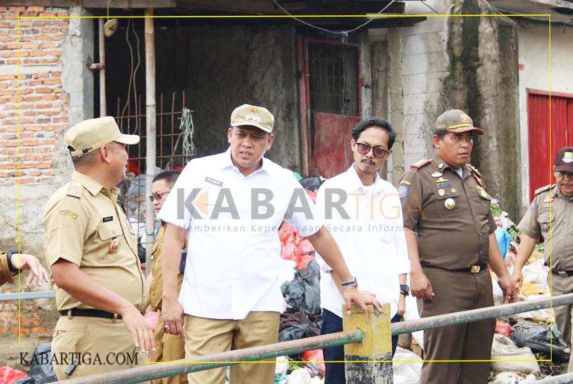 Susuri Kali Bancong, Tri Adhianto Gandeng Kementerian PUPR
